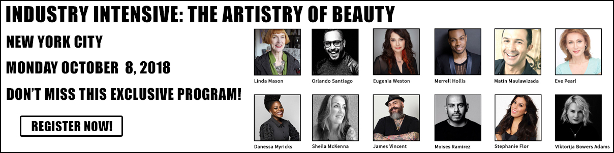 Industry Intensive: THE ARTISTRY OF BEAUTY